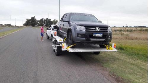 trailer auxilio mecanico