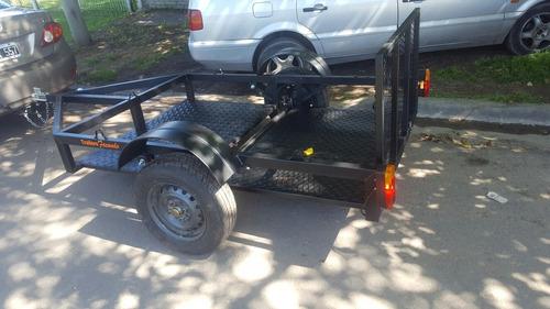 trailer bajo cuatris,moto,todo,tipo de carg stock permanente