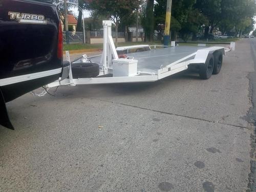 trailer balancín 5 toneladas