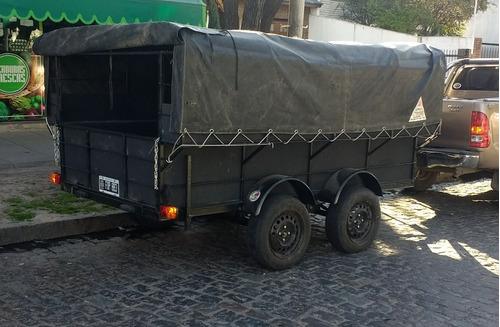 trailer balancin