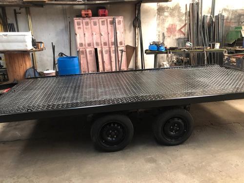 trailer balancin para 3000kg