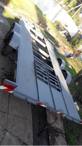 trailer basculante 2500 kg