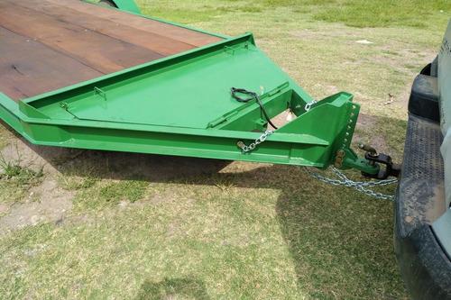 trailer basculante 5 ton. (financiacion)
