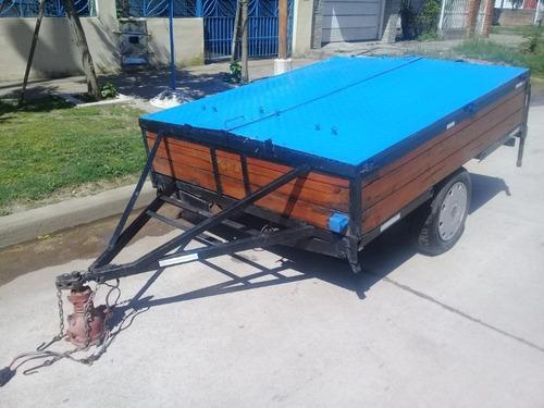 trailer batán