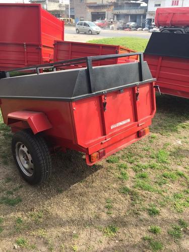 trailer-batan-acoplado -ke400-w para 400 kg de carga