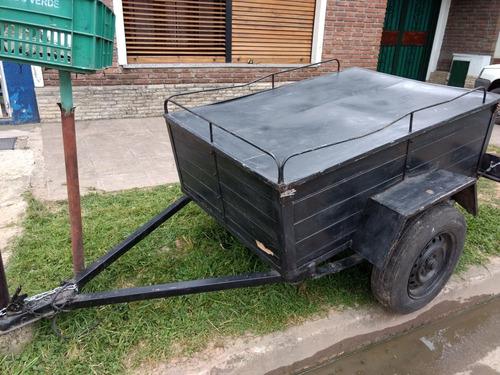 trailer batán con tapa