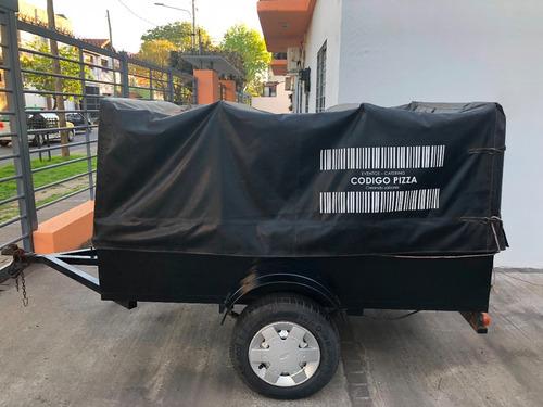trailer batan de carga general