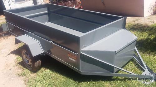 trailer  batan  en lujan