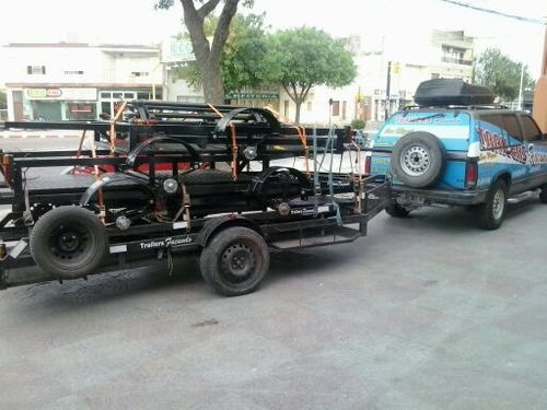 trailer batan  stock permanente