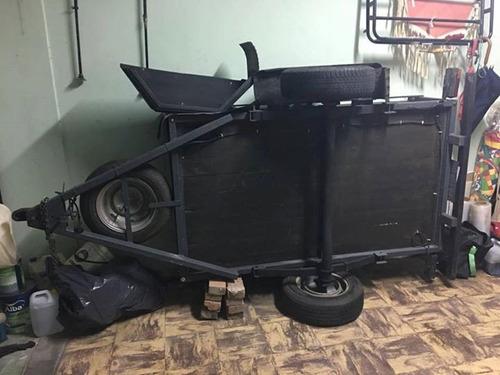 trailer batan totalmente desarmable