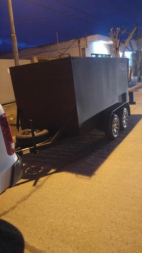 trailer batanes multicargas con tapa