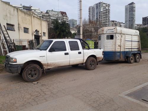 trailer caballo batan 2 caballos ricchini richini
