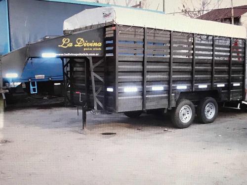 trailer caballos