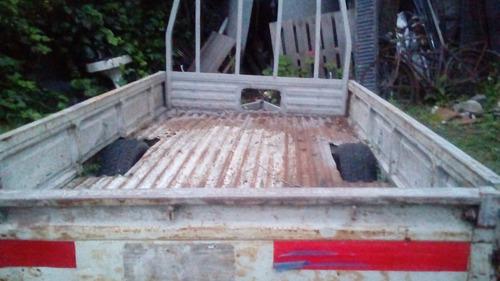 trailer caja de kia costados volcables oferta vendo o permut