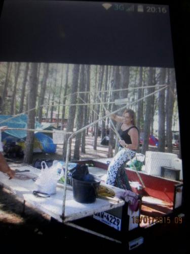 trailer carpa a puro camping