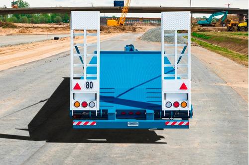 trailer carretón modelo ta-10 para 12tn.