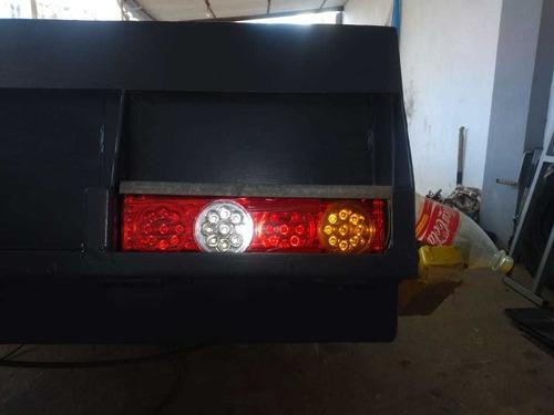 trailer carreton para auxilio mecanico y traslados