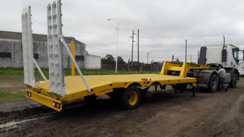trailer carreton tecnar t 12000 p/12 a 14 ton patentable