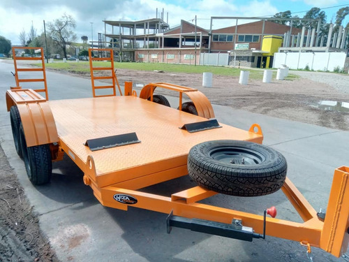 trailer carreton vial 3/4 tn 0 km