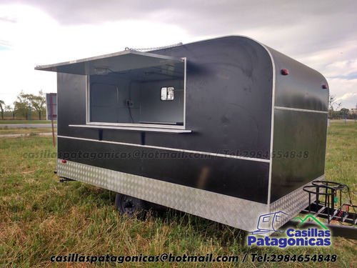 trailer carro gastronomico food truck