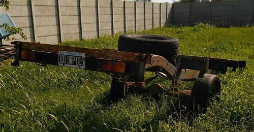 trailer carro robust