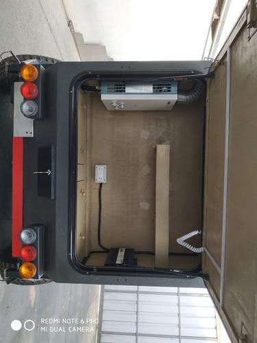 trailer casa rodante para off-road/travesias
