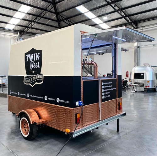 trailer cervecero, beer truck, cerveceria movil, mactrail