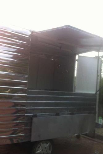 trailer comida rápida