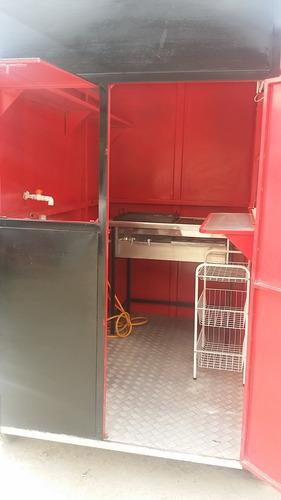 trailer comidas rapidas