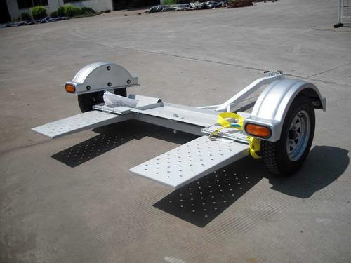 trailer copiador (dolly) p/autos c/frenos