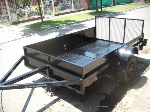 trailer cuatri stock permanente