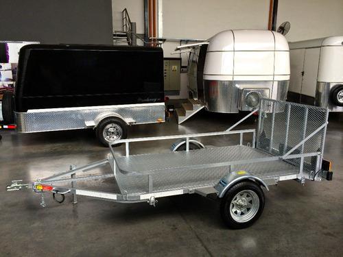 trailer cuatri y moto de agua juntos mactrail
