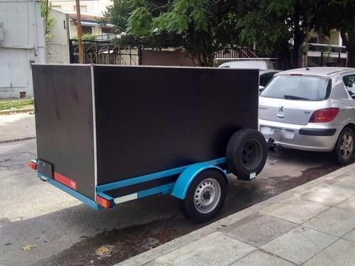 trailer cuatriciclo
