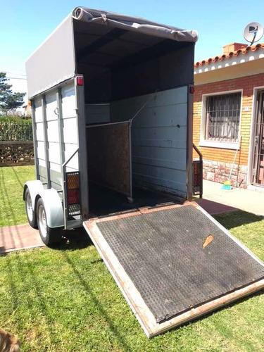 trailer de caballos