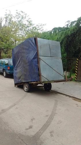trailer de carga