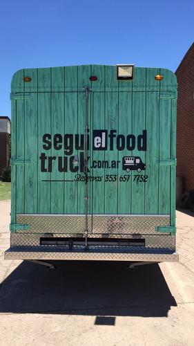 trailer de carga tipo americano 5mts.