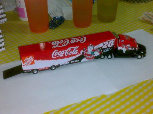 trailer de coca cola del 2001 en metal es 1 de 4008