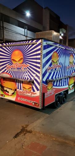 trailer de comida