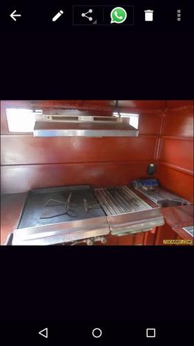 trailer de comida rapida