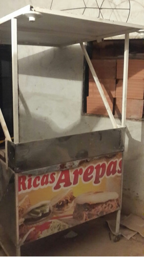 trailer de comida rápida