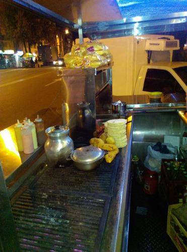 trailer de comida rapida... negociablee.