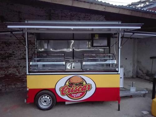 trailer de comidas (nuevo)