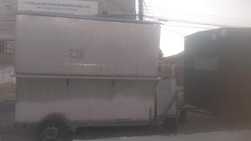 trailer de lanche