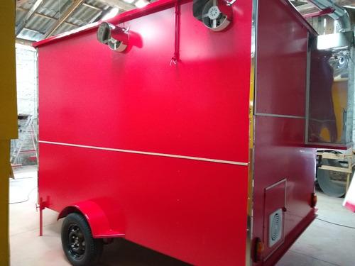trailer de lanche (food truck) 0 km