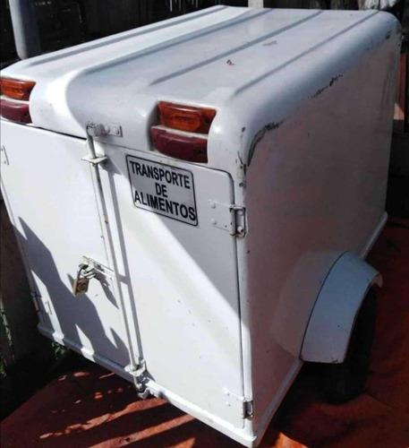 trailer de moto hasta 400 kilos