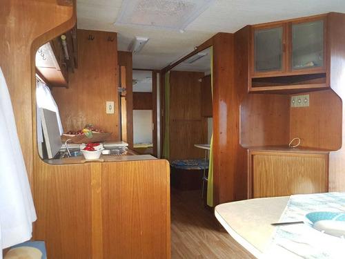 trailer diamante 1981 - itu trailer - motor home -y@w2