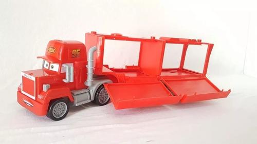 trailer disney camion cars 3 mack de viaje con sonidos full