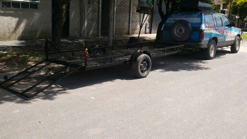 trailer doble comun  excelente calidad stock permanente