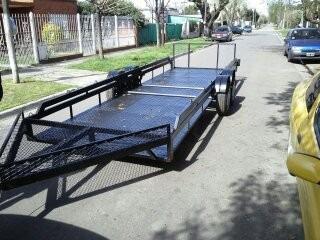 trailer doble stock permanente