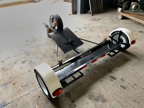 trailer dolly copiador nuevos 0km - 3 años de garantía